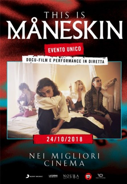THIS IS MANESKIN